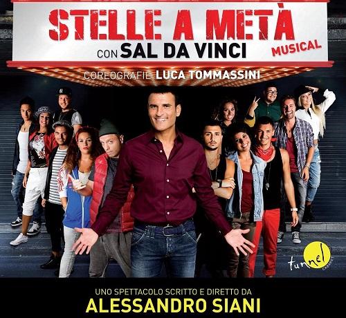 Stelle a metà spettacolo teatrale con Sal Da Vinci