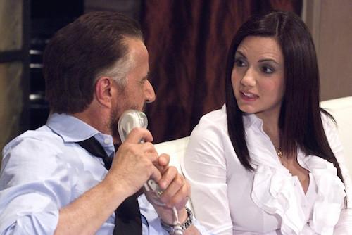 Tiziana Buldini nel film di Pupu Avati