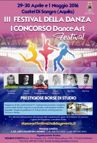 Concorso Dance Art Festival