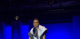 abito confezionato con tessuti Klopman