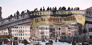 greenpeace Venezia