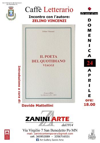 presentazione libro Zelino Vincenzi