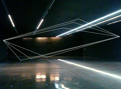 """Carlo Bernardini, """"Dimensioni invisibili"""" all'Aeroporto di Milano Malpensa"""