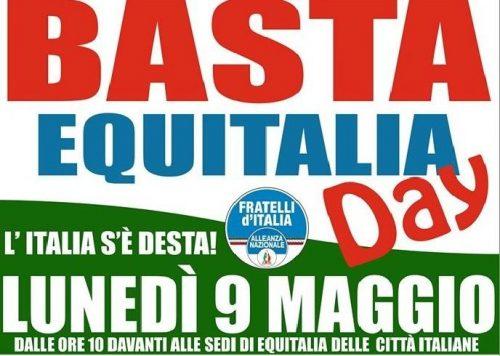 Basta Equitalia Day