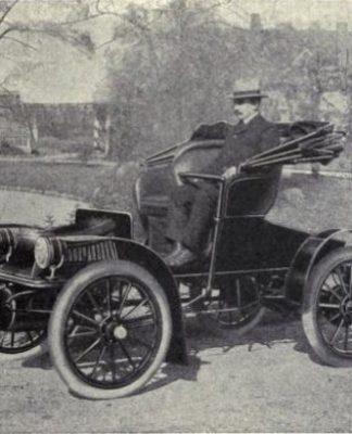 Baker electic car