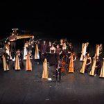 Fabius Constable e la Celtic Harp Orchestra in concerto il 29 maggio a Como