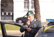 Genova - detenzione di armi, un arresto