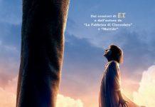 Il GGG - Il Grande Gigante Gentile - locandina film italiano