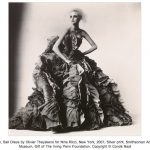 Irving Penn, Ball Dress by Olivier Theyskens for Nina Ricci
