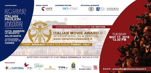 Italian Movie Award 2016