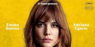 Julieta locandina film Aldomovar in Italiano