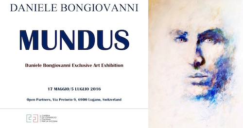 Mundus, Daniele Bongiovanni a Lugano