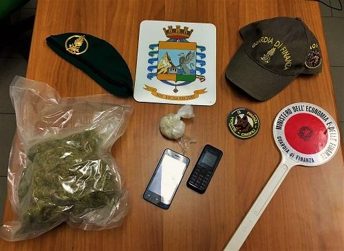 Piacenza, arrestato corriere della droga