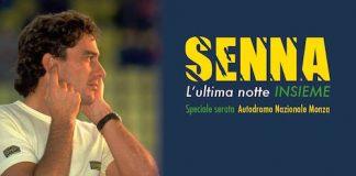 Senna l'ultima notte insieme