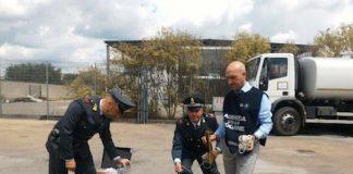 Taranto, vendita illecita di gasolio - sequestrati beni per 2 milioni di euro