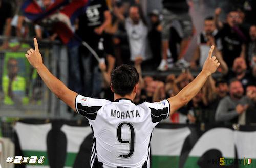 Tim Cup Milan-Juventus 0-1