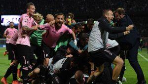 Serie A: il Palermo è salvo, Carpi in Serie B