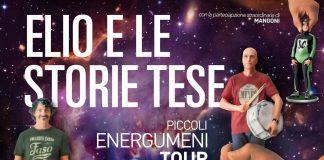 """Locandina """"Piccoli energumeni tour"""""""