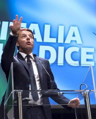 Matteo Renzi referendum
