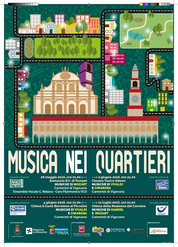 musica nei quartieri