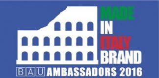 premio bau-Ambassador
