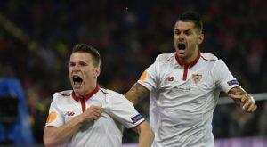 Europa League, il Siviglia fa tris: 1-3 al Liverpool
