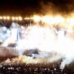 """La fine di """"Albachiara"""" che segna la fine del concerto"""