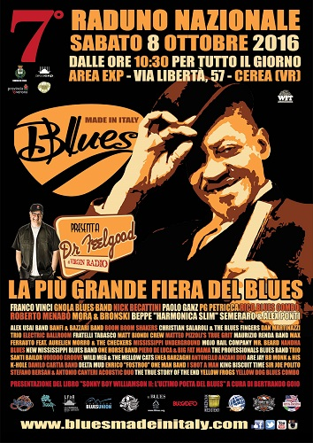 7° Raduno Nazionale Blues Made in Italy