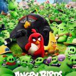 Angry Birds la locandina del film