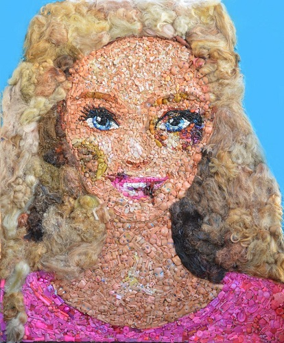 Beaten Barbie