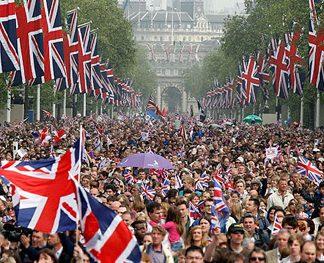 Brexit celebrations