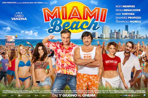 Miami Beach scena film