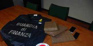 Novara, sequestrata cocaina