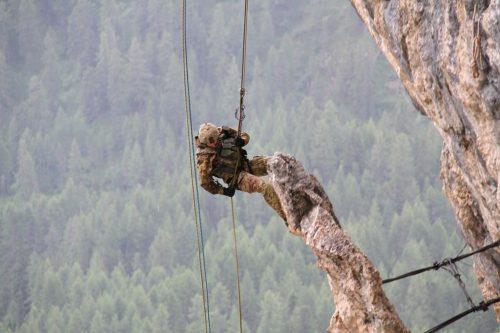 Esercito alpinismo