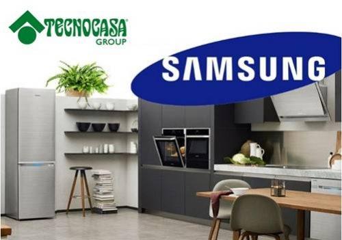 Partnership Tecnocasa-Samsung