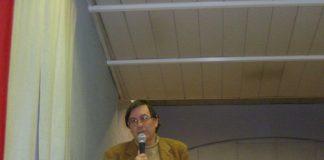 il poeta Antonio Derro
