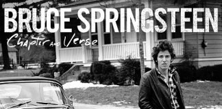 Bruce Springsteen - Chapter and Verse Album Artwork