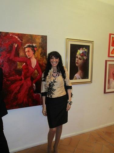 Campey e suoi quadri