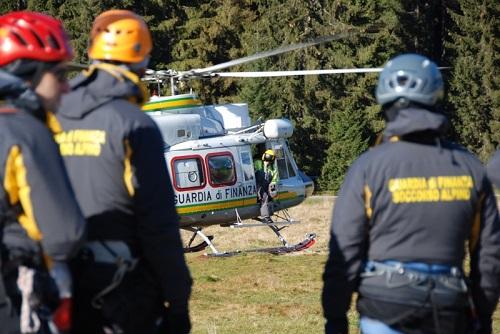 Courmayeur, soccorso alpino insegna la sicurezza in montagna