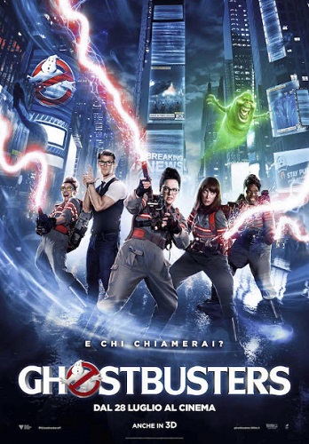 Ghostbusters film italiano