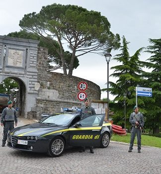 Gorizia contrasto all'abusivismo commerciale