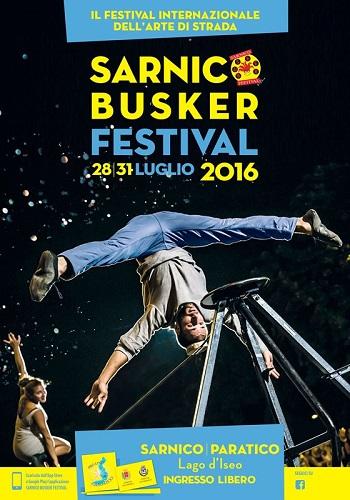 Sarnico Busker Festival 2016