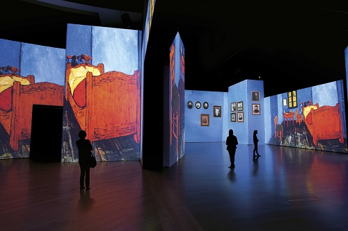 Roma Van Gogh Alive - The experience