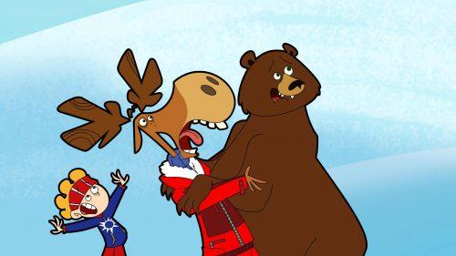 Tutti pazzi per Moose