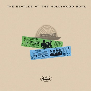The Beatles Hollywood Bowl