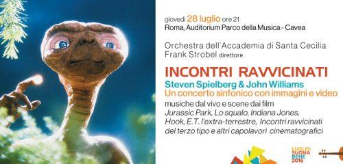 Concerto Incontri Ravvicinati Roma 28 luglio 2016