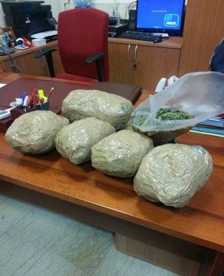 sequestro droga a Catania