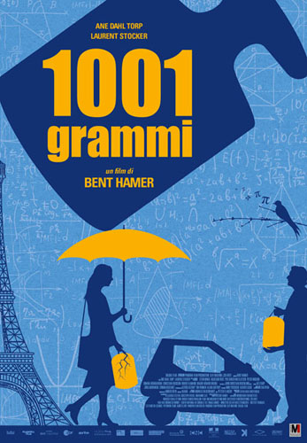 1001 grammi locandina