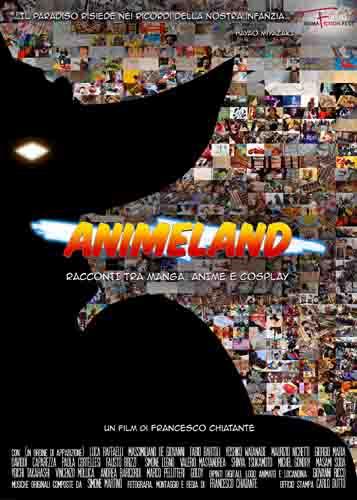 Animeland a Roma