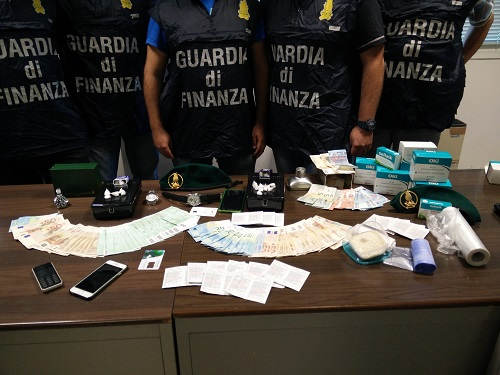 Cantù, droga arrestati 3 pusher